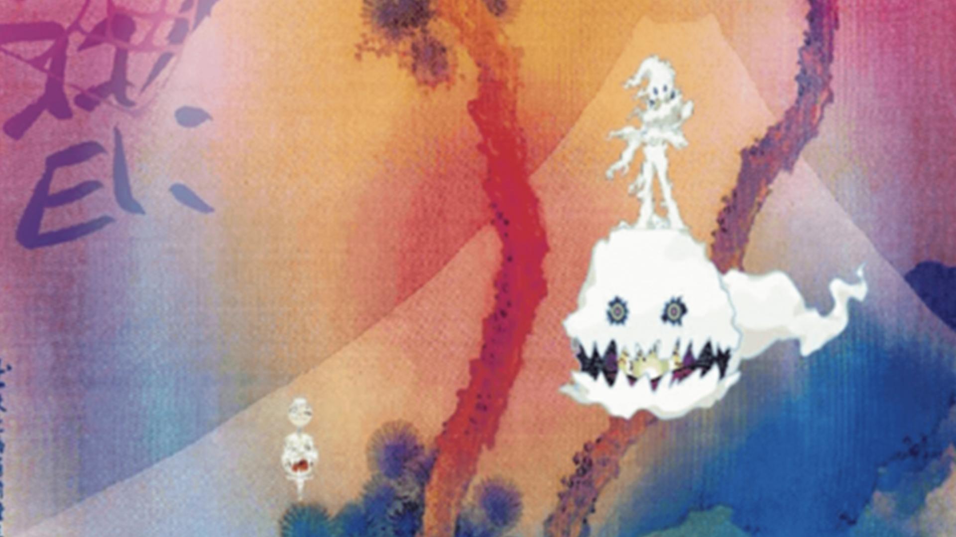 Kids See Ghost Tracks Cottonfreakz