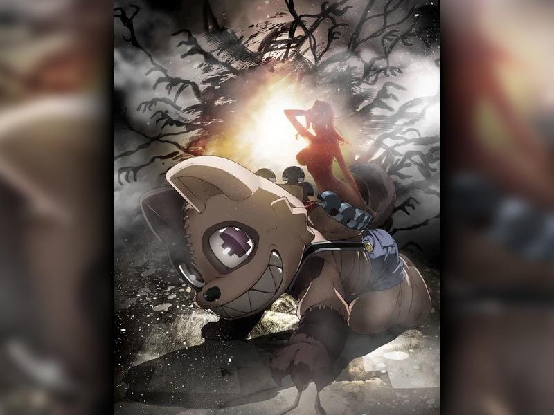 Sun Takeda's manga Gleipnir anime adaptation