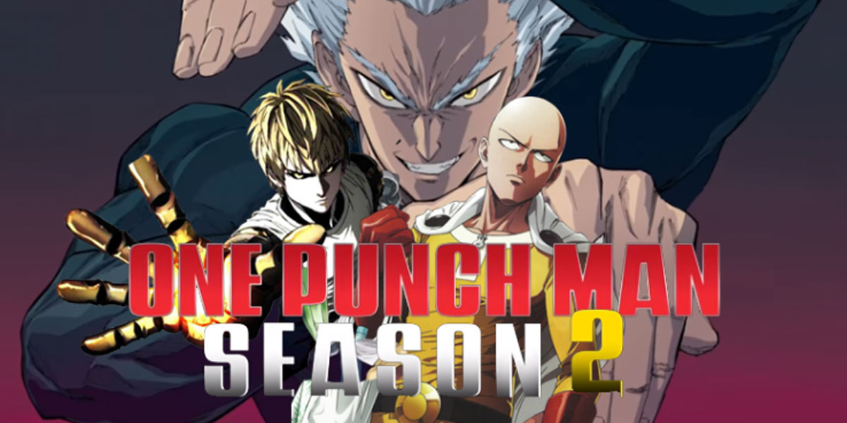 One Punch Man Season 2