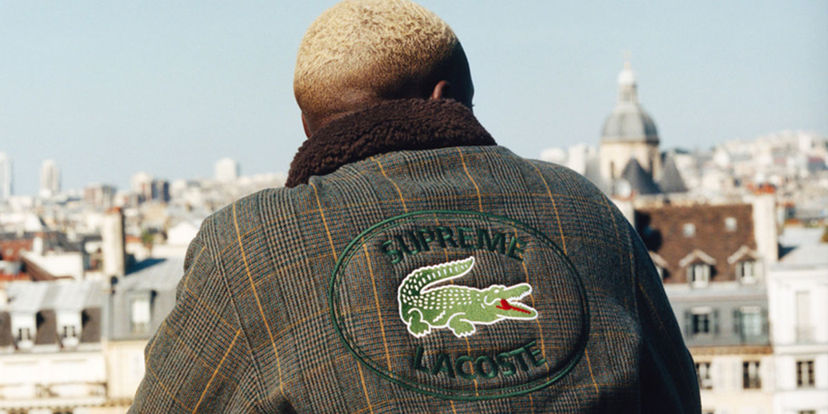Supreme X LACOSTE Fall 2019 collection