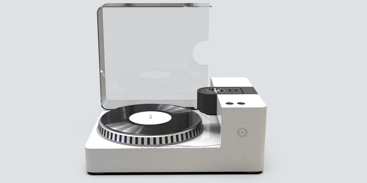 Record your own vinyl with Phonocut at home