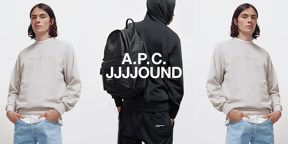 A.P.C. x JJJJound