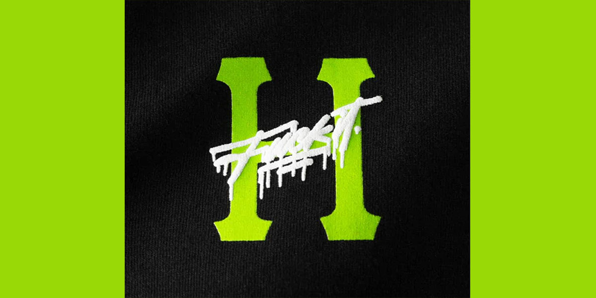 HUF x IT'S A LIVING COLLAB