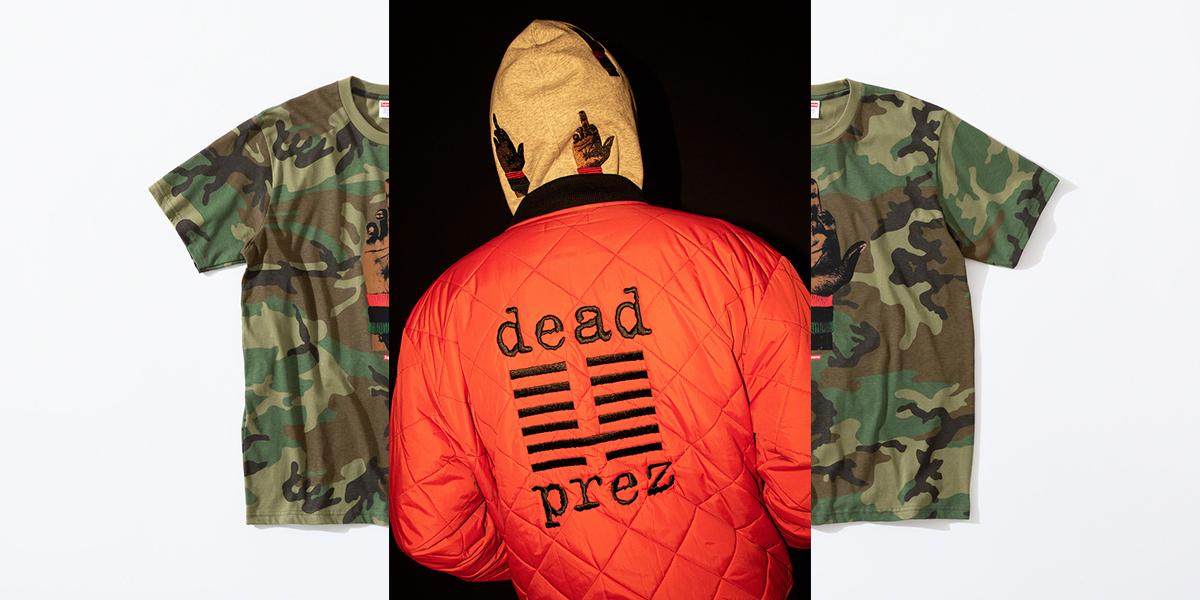 Supreme/dead prez