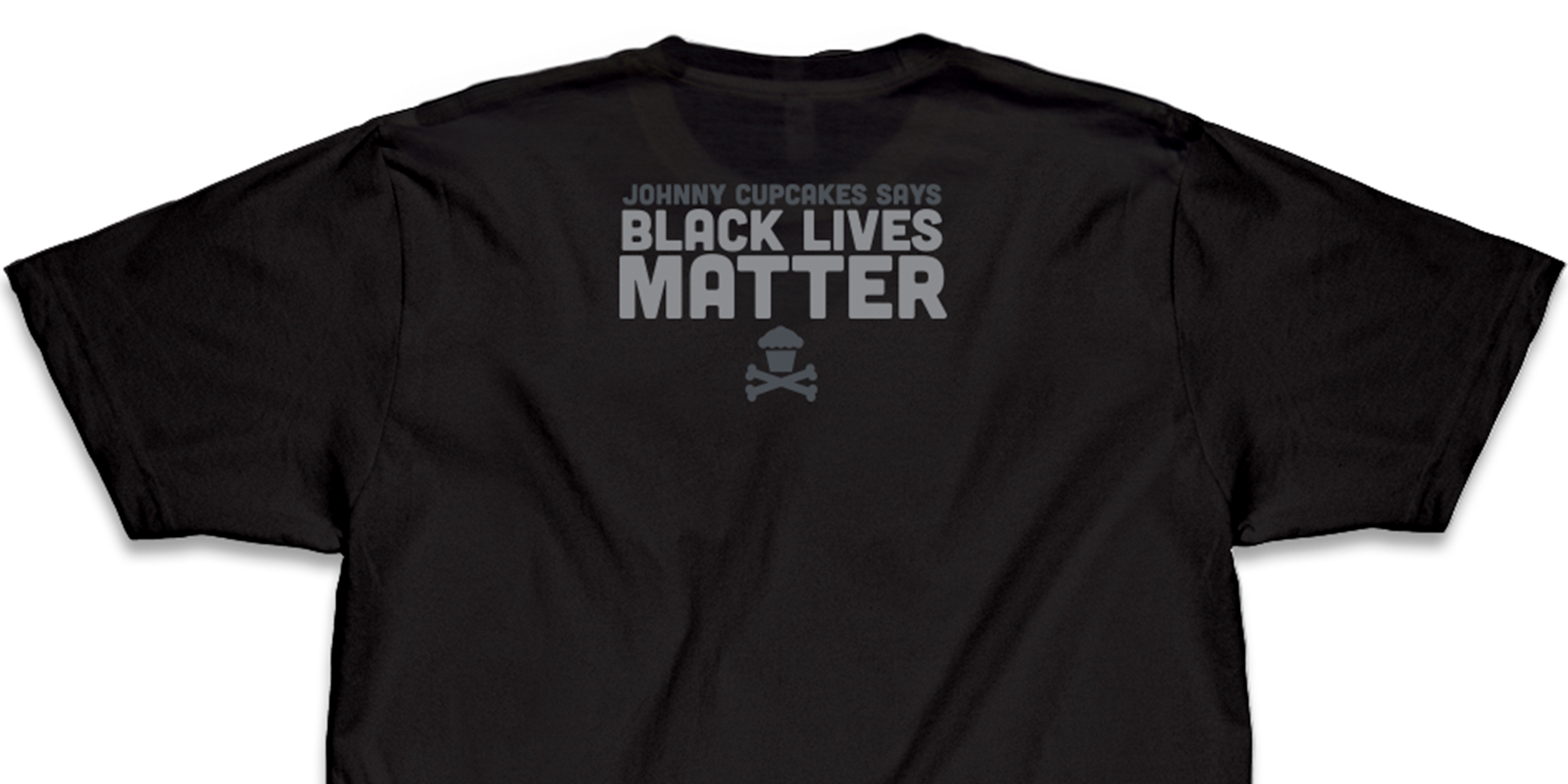 Johnny Cupcakes Says Black Lives Matter