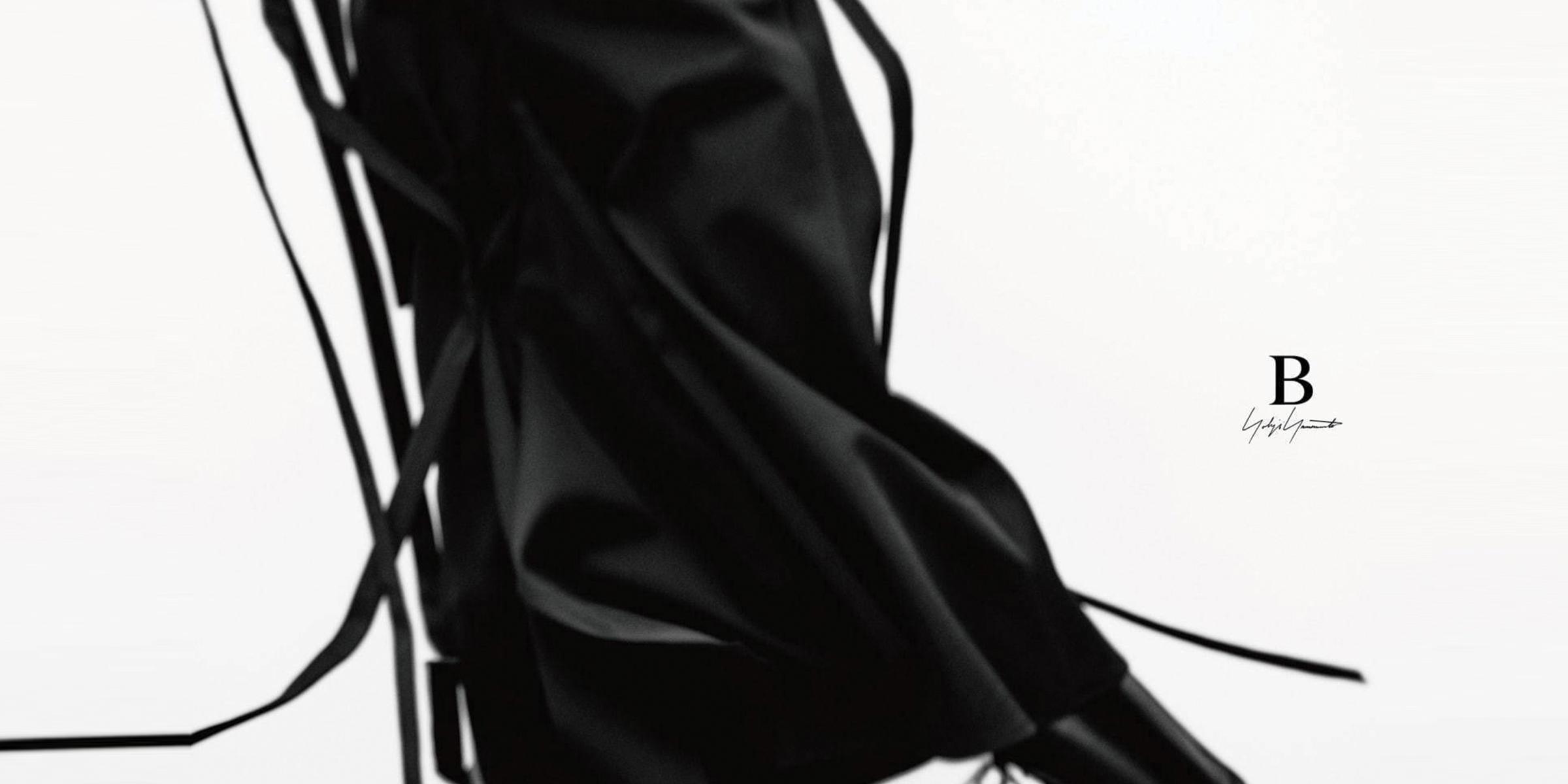 B Yohji Yamamoto 2020-21AW