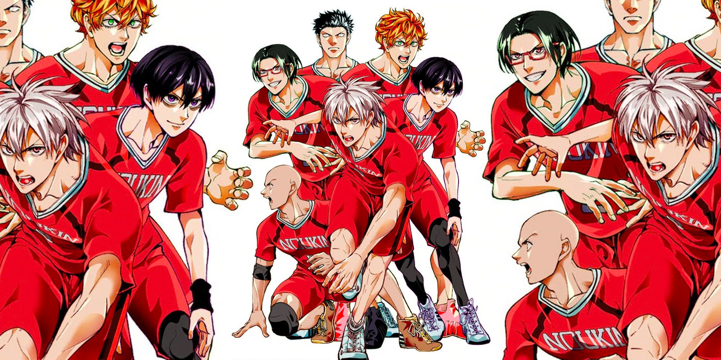 Hajime Musashino's Burning Kabaddi Anime